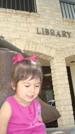 Amelie Visits The Library : Favorite Kids Books?